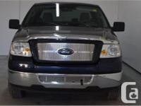 Make Ford Model F-150 Year 2006 Colour Blue kms 128326