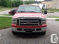 This reliable and durable Ford F-250 pick-up truck