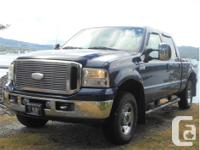Make Ford Model F-250 Super Duty Year 2006 Colour Blue