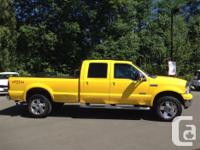 Make Ford Model F-350 Super Duty Colour Yellow Trans