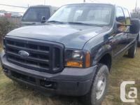 Make Ford Year 2006 Colour blue kms 125000 Trans
