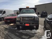 Make Ford Model F-550 Year 2006 Colour Silver kms