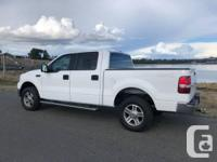 Make Ford Model F-150 Year 2006 Colour White kms