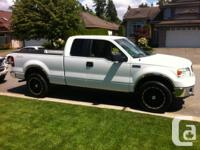 2006 Ford F150 XLT ext cab 4x4, automatic, full load,