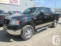 Make Ford Model F-150 SuperCrew Year 2006 Colour Black