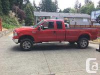 Make Ford Model F-350 Super Duty Year 2006 Colour Red