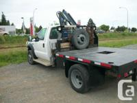 only 183,000 km's Great Hot Shot Truck has a fifth