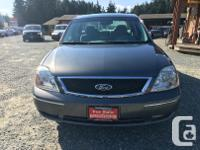 Make Ford Model Five Hundred Year 2006 Colour Grey kms