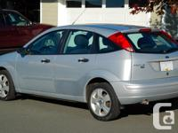 Make Ford Model Focus Year 2006 Colour Grey kms 48000