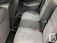 2006 Ford Focus SE ZX4 -2.0L L4 DOHC 16-valve
