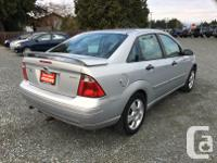 Make Ford Model Focus Year 2006 Colour Silver kms
