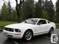 Make. Ford. Design. Mustang. Year. 2006. Colour.