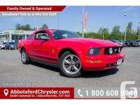 Make Ford Model Mustang Year 2006 Colour Red kms