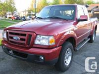 2006 Ford Ranger Sport extended cab (supercab) for
