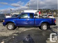 Make Ford Model Ranger Year 2006 Colour Blue kms