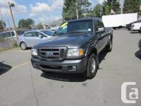2006 FORD RANGER V6 GREY EX CB 5 SPEAD 94,000 KM AIR for sale  British Columbia