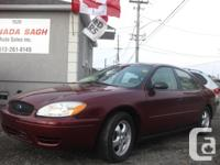 Make Ford Model Taurus Year 2006 Colour RED kms 95500