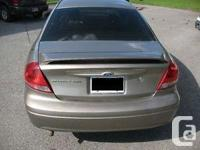 Make Ford Model Taurus Year 2006 Colour Gold kms