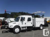 Make Freightliner Year 2006 Colour White kms 253876