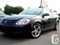 Make. Pontiac. Version. G5. Year. 2006. Colour. bLACK.