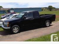 2006 GMC Canyon SLE Extended Cab Clean Truck Inside &