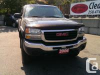 Make GMC Colour Black Trans Automatic kms 202147 2006