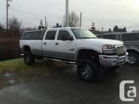 Make GMC Model Sierra 3500 Year 2006 Colour