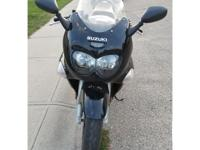 Make Suzuki Model Gsx Year 2006 kms 16000 Very fast and