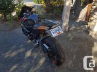 Make Suzuki Year 2006 kms 50237 2006 Suzuki GSXR 600