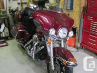2006 Harley Davidson Classic includes all touring