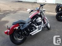 FINANCING AVAILABLE! NICE CLEAN LOW MILEAGE HARLEY WITH