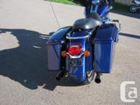 2006 Harley-Davidson Street Glide. Excellent exploring