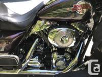 Make Harley Davidson Model Ultra Year 2006 kms 34000