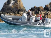 The Highfield Ocean Master 590 has evolved from many