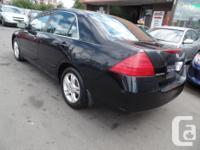 Make Honda Model Accord Year 2006 Colour BLACK kms