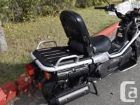 2006 Honda BIG RUCKUS PS 250 UNIQUE Scooter. VERY