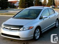 Honda Civic 2006 EX Automatique - SEULEMENT 69,000