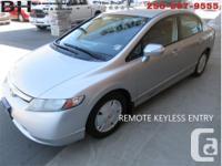 Make Honda Model Civic Hybrid Year 2006 Colour Grey