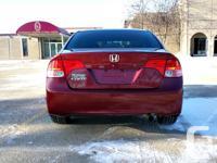 Make Honda Model Civic Year 2006 Colour Red kms 160020