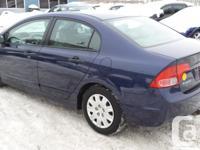 Make Honda Model Civic Year 2006 Colour Blue kms