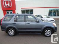 Make Honda Model CR-V Year 2006 Colour Grey kms 244130