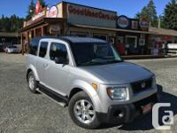 Make Honda Model Element Year 2006 Colour Silver kms