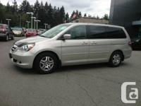 2006 Honda Odyssey EX-L ONLY 72000KMS IMMACULATE!!!