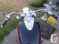 Make Honda Model Shadow Year 2006 kms 40000 2006 Honda