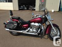 2006 Honda Shadow 750 Aero. This Bike Is In Exceptional