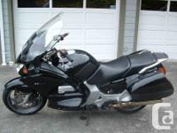 2006 Honda ST1300 in excellent condition. Exceptional