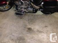 2006 Honda VTX 1300 Handyman special, no time to work