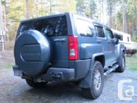 Make Hummer Model H3 Year 2006 Colour grey kms 172000