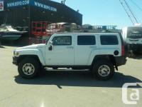 Make Hummer Model H3 Year 2006 Colour White kms 127854
