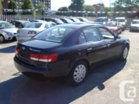 Make Hyundai Model Sonata Year 2006 Colour Blue kms
